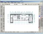 2階洗面所・和室の作図